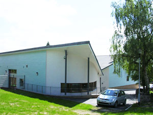 All Saint's Centre, Huthwaite › Home