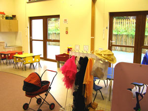 All Saint's Centre, Huthwaite › All Saints Pre-School