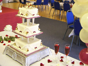 All Saint's Centre, Huthwaite › Parties and Weddings